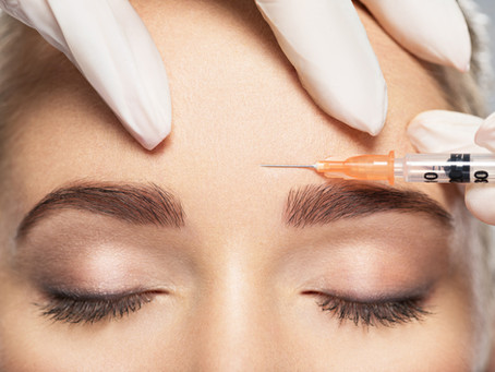 Things to consider when having anti wrinkle injections