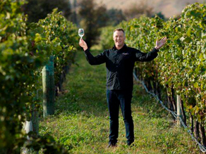 E52 - THE GOLDEN MILE WITH JAMIE MARFELL @ STONELEIGH VINEYARDS