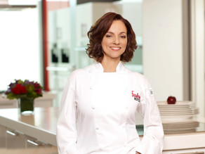 INTERVIEW WITH CHEF CHRISTINE CUSHING