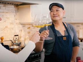 A CALIFORNIA INSPIRED WINE DINNER RECIPE