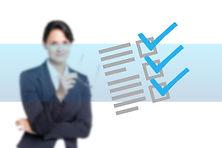 Avtalsutvärdering, Checkpoint, Beslutsunderlag