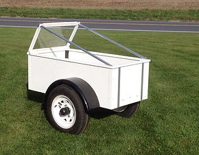 motorcycle trailer discounted sale
