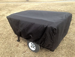 Mini Mate Motorcycle Camper Storage Cover