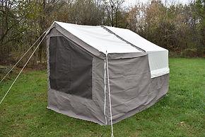 Add-a-Room option for Mini Mate Camper