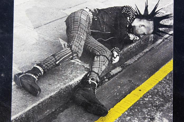 """My Life as an 80's Sydney Punk!"" Slam Dance Corrobboree 4"