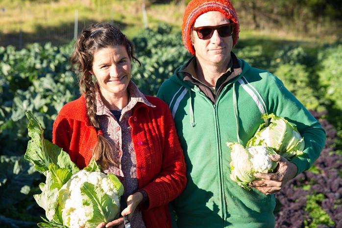 A Life Among the Organics with Kirsti & Fraser