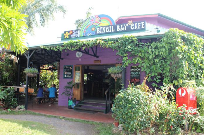 BINGLE BAY CAFE- BBC 'Alternative Cafés of the Cassowary Coast, Far North Queensland'