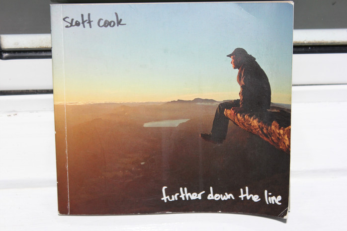 further down the line… another love letter to the world from Scott Cook
