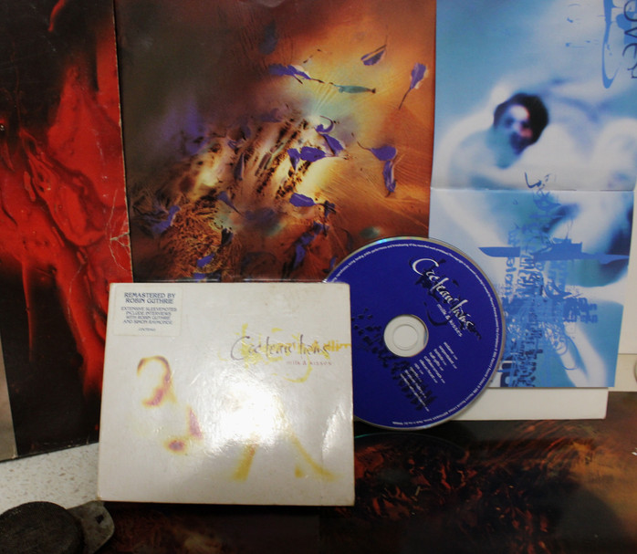 Sink yourself within sonic seduction with the Cocteau Twins's 'Milk & Kisses'