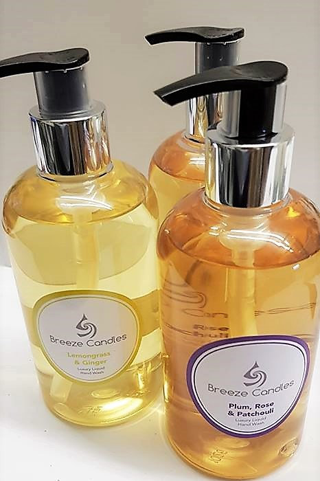 Luxury Fragrance Hand Wash