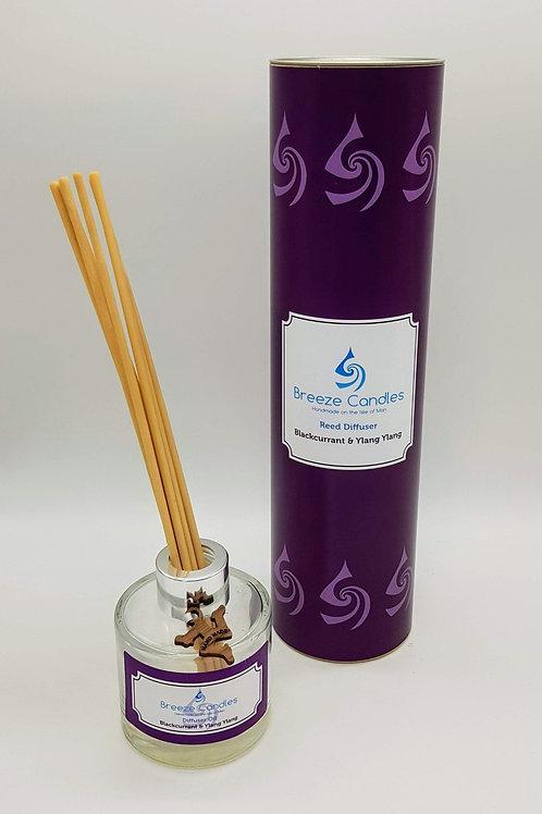 Reed Diffuser -Blackcurrant & Ylang Ylang