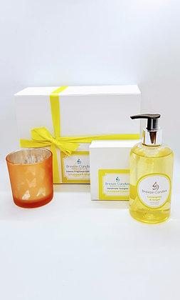 Lemongrass and Ginger Tealight Gift Set