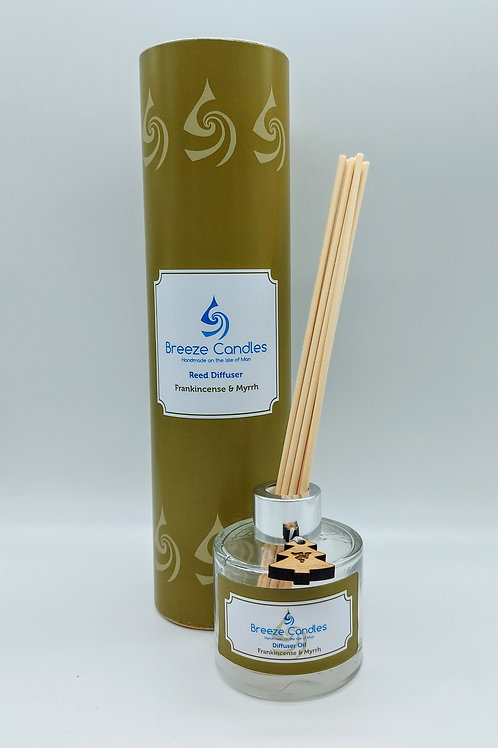 Christmas Reed Diffuser - Frankincense & Myrrh