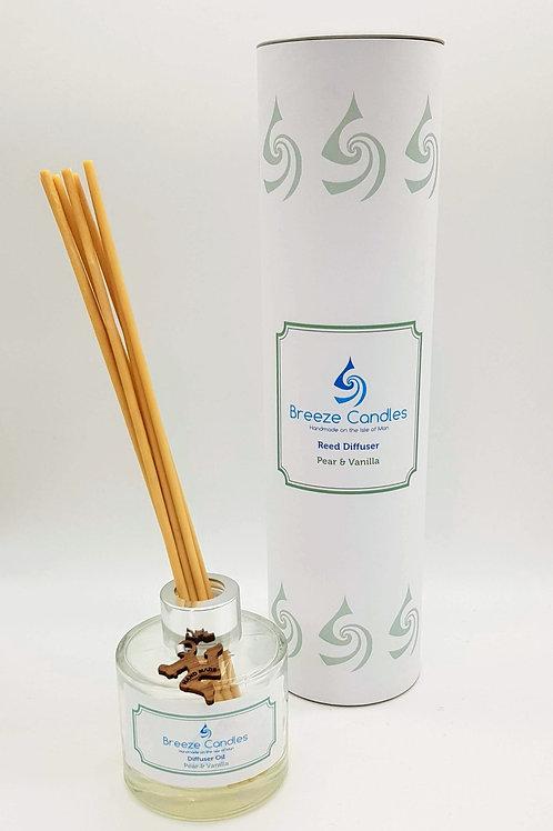 Reed Diffuser -Pear & Vanilla
