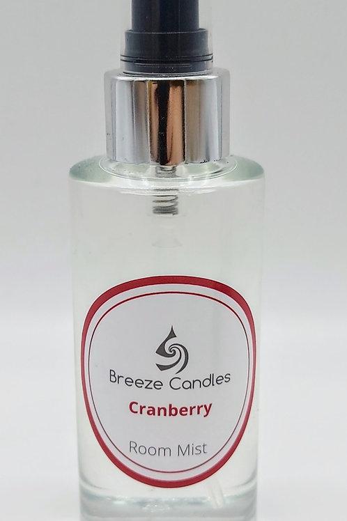 Room Mist 100ml - Cranberry