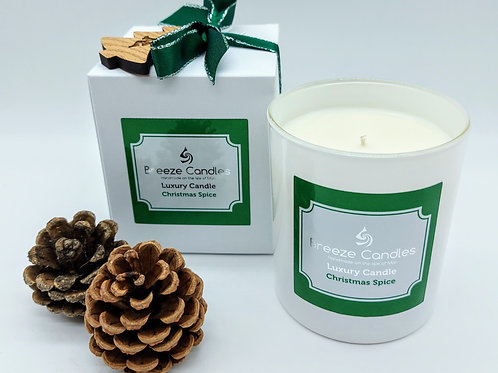 Christmas 9cl Boxed Candle Jar - Christmas Spice