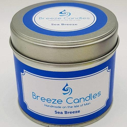20cl Candle Tin - Sea Breeze