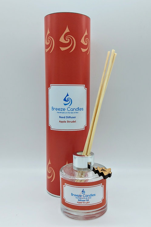 Christmas Reed Diffuser - Apple Strudel