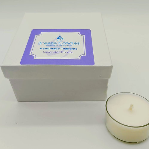 Tealights- 8 per pack - Lavender Breeze