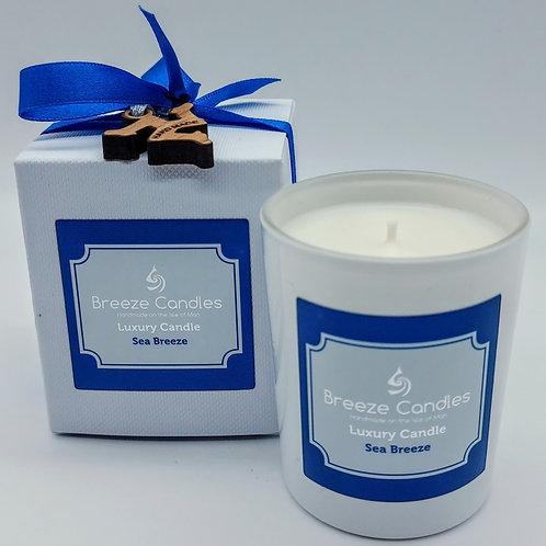 9cl Boxed Candle Jar - Sea Breeze