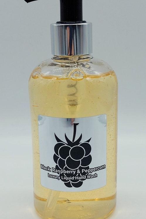 Nero Luxury Fragrance Hand Wash - Black Raspberry & Peppercorn
