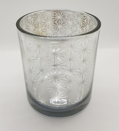 Kaleidoscope tealight holder 8cm