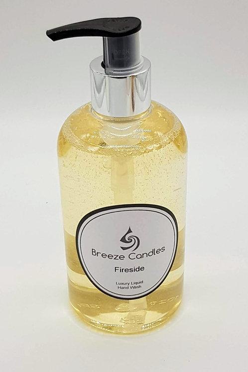 Luxury Fragrance Hand Wash - Fireside