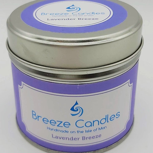 20cl Candle Tin - Lavender Breeze