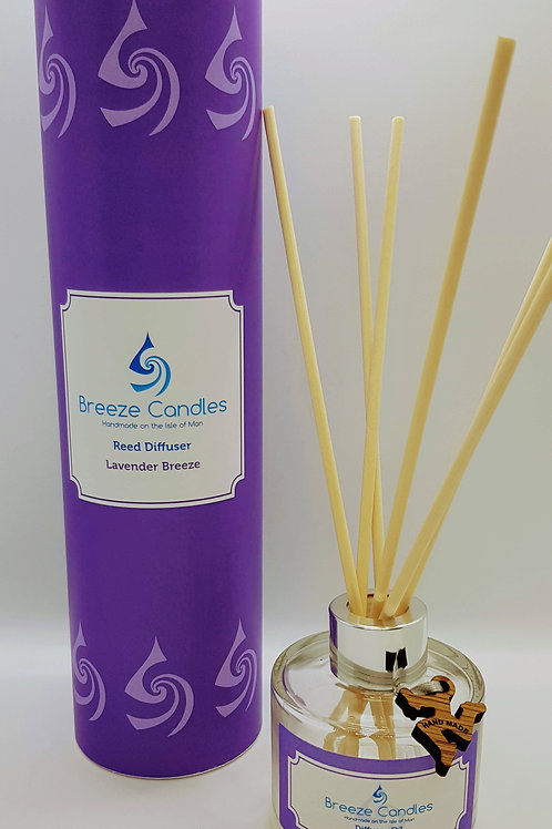 Reed Diffuser - Lavender Breeze