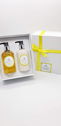 Hand Wash and Body Lotion Luxury Gift Set