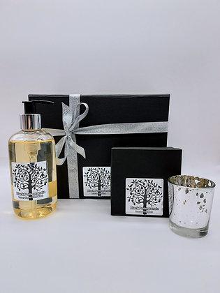 Black Pomegranate Luxury Gift Set