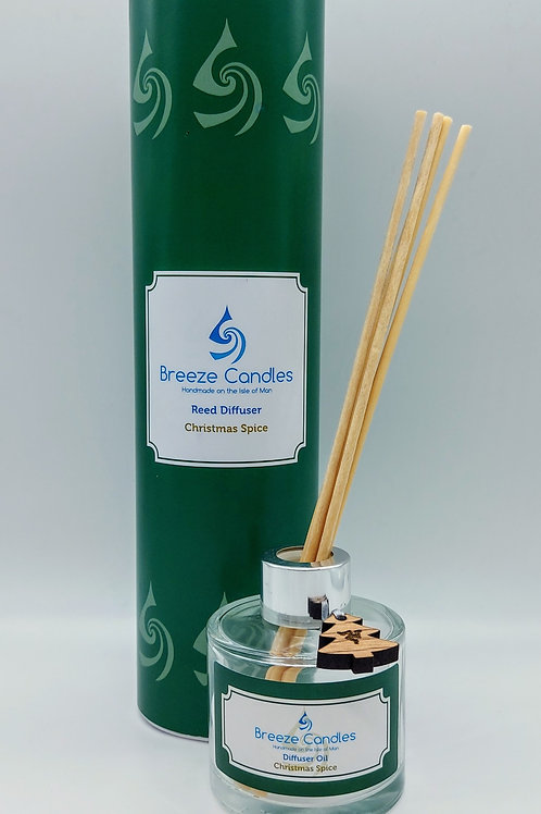 Christmas Reed Diffuser - Christmas Spice