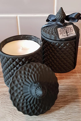 Nero Range Geo Candle Jar