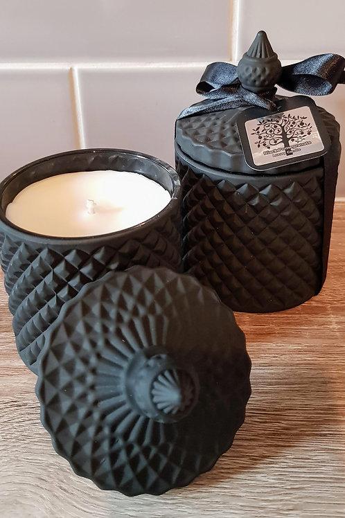 Nero Range Geo Candle Jar