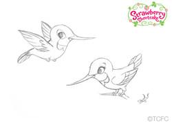 Berry Bitty Adventures Hummingbird