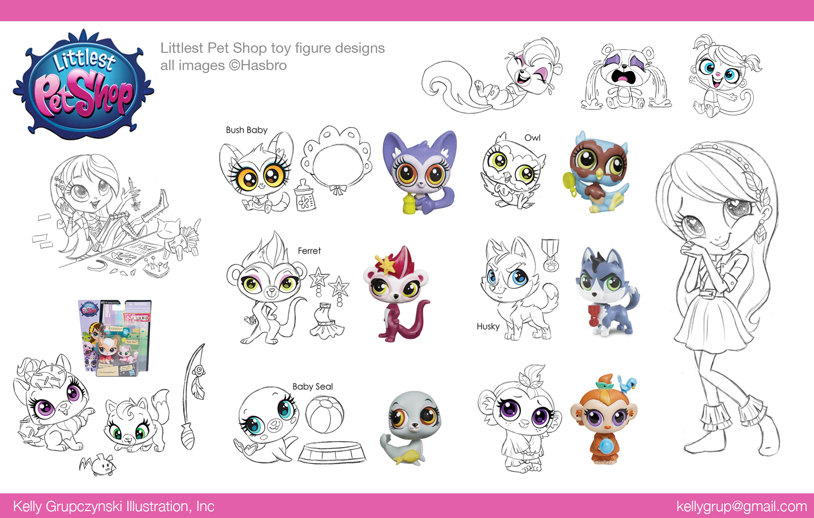 LPS Toy Designs