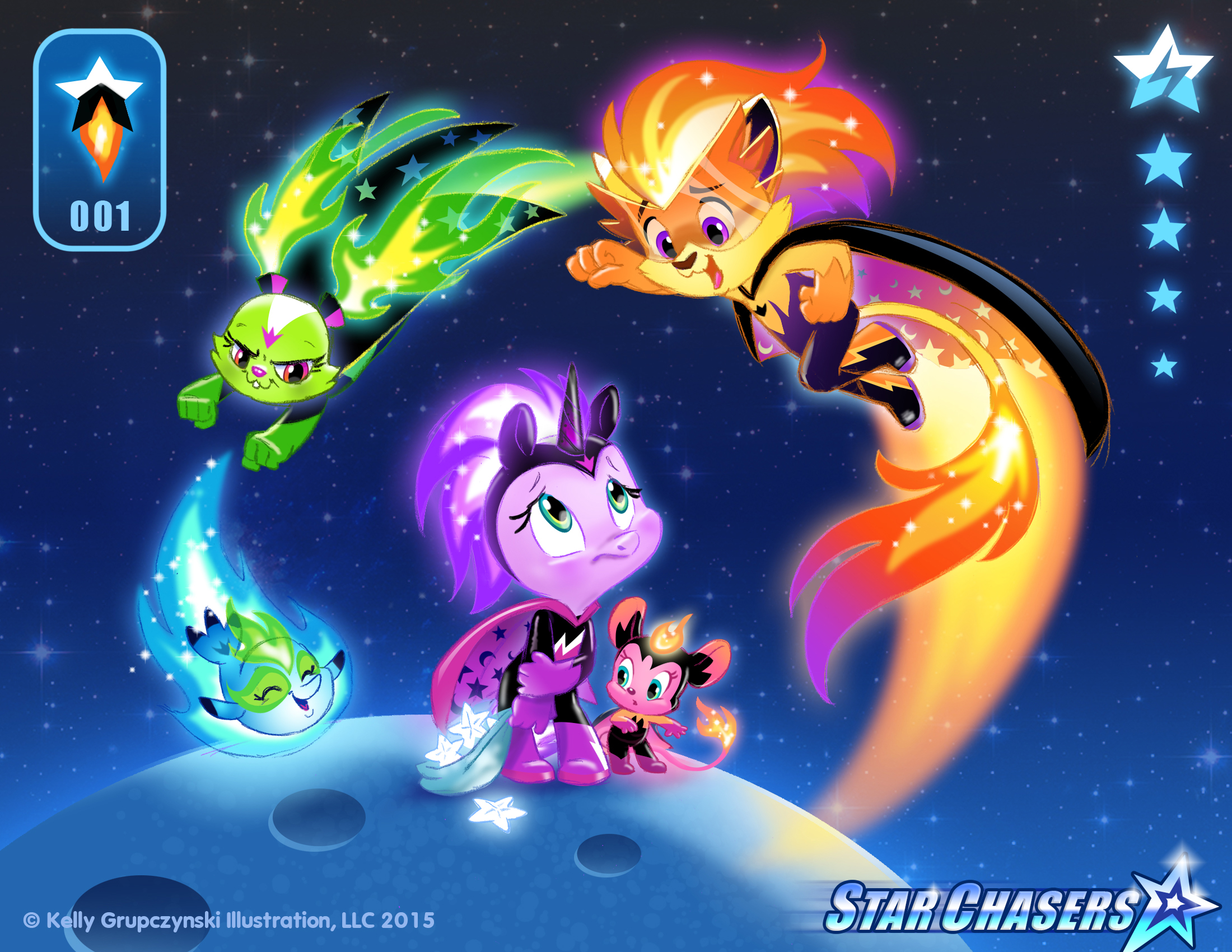 StarChasers Group