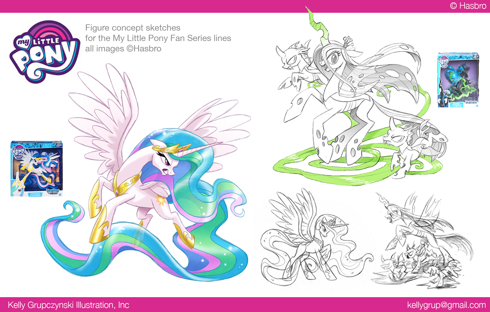 MLP Guardians of Harmony Toys
