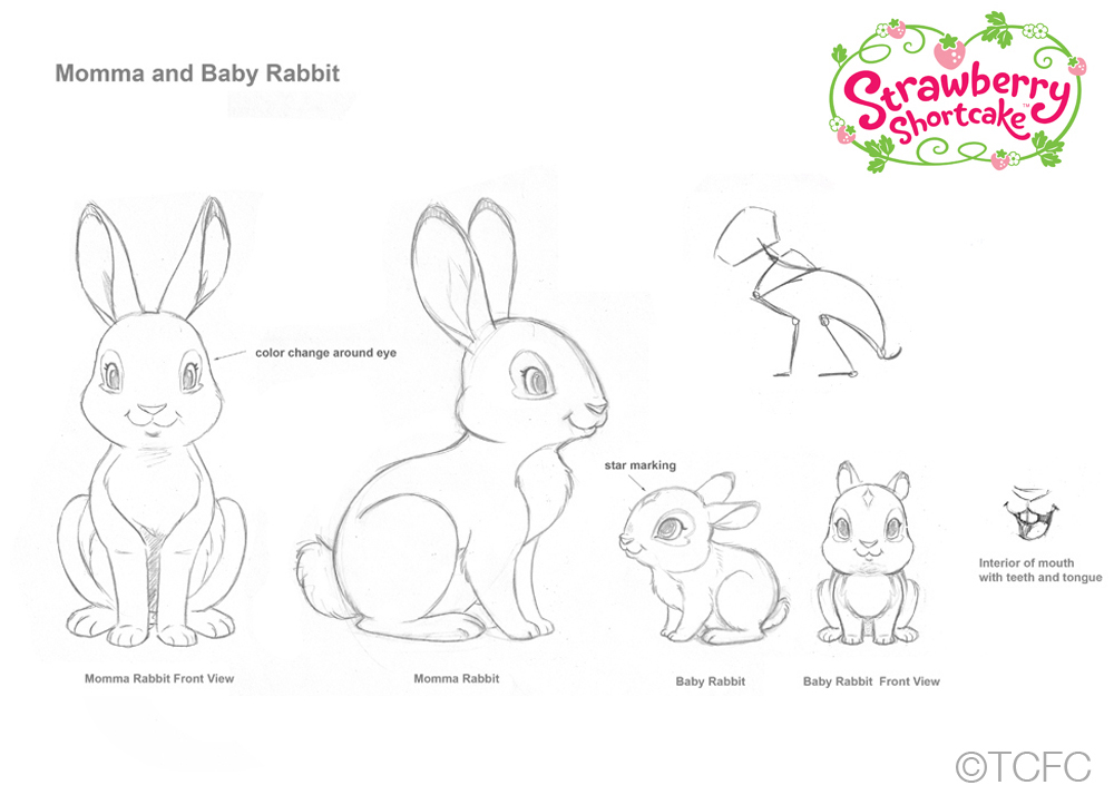 Berry Bitty Adventures Bunnies