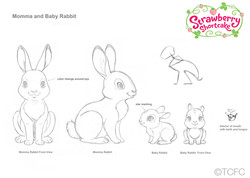Berry Bitty Adventures Bunnies