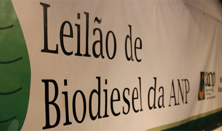 68º Leilão de Biodiesel da ANP Negocia Volume Recorde de 1,139 Bilhão de Litros