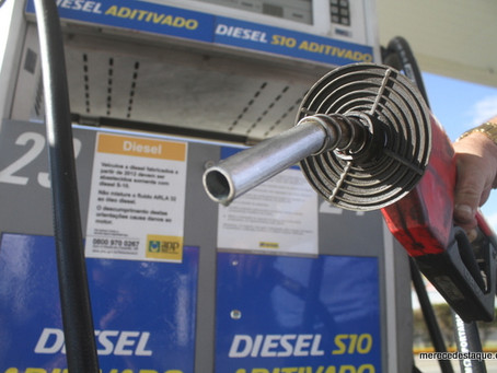 Governo estuda reduzir subsídio ao diesel
