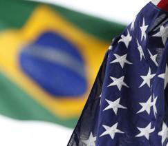 """Brasil e EUA negociam acordo comercial menor e ampliam """"passaporte empresarial"""""""