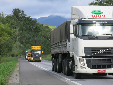 Para retomar transporte de carga, empresas ignoram a tabela de frete