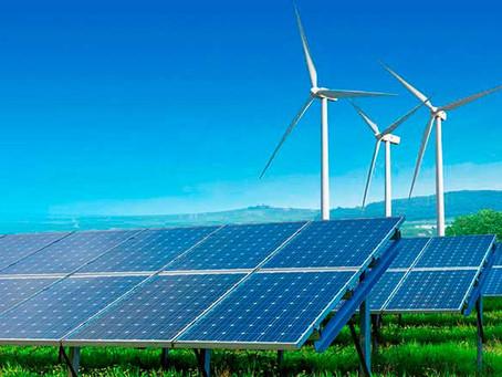 Mais de Metade da Energia Produzida em 2018 Foi de Origem Renovável