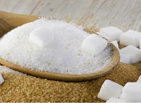 Contratos futuros do açúcar fecham em alta e ultrapassam máxima de duas semanas