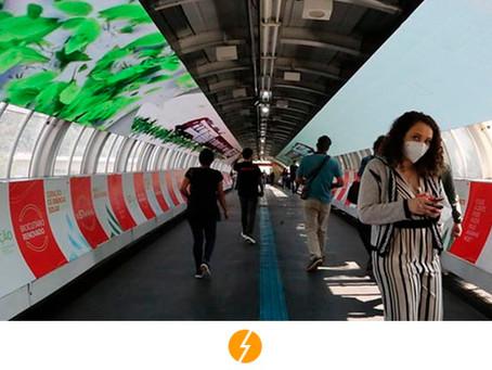 Primeira estação de metrô sustentável foi entregue pelo governo de São Paulo