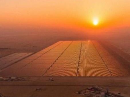 Confira Onde Fica o Maior Parque de Energia Solar do Mundo