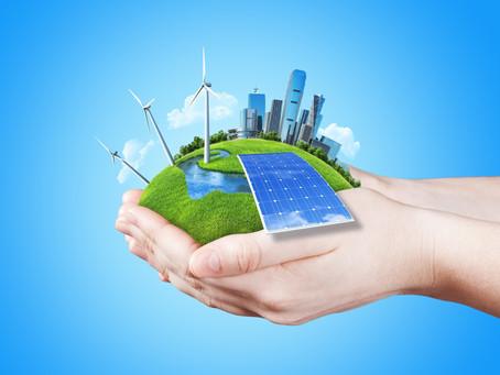 Energia: sol e vento substituem a água