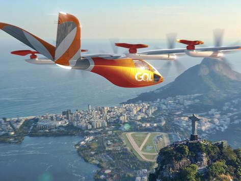 No Brasil, 250 aeronaves elétricas voarão pela Gol em 2025